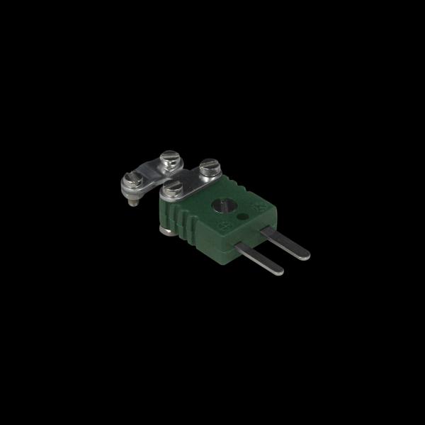 2 Pin Mini TC Plug + Clip