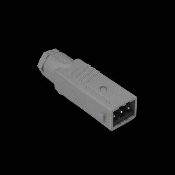 3 Pin STAS Plug